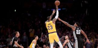 cad790848e2f J.R. Smith Calls Lakers-Spurs Game One of Best Regular-Season Games Ever