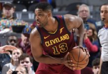 b966839433e3 Report  Cavs Release New Timetable for Tristan Thompson s Return From Injury