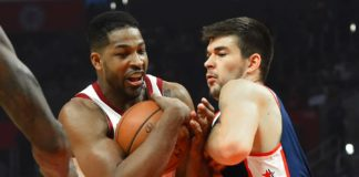 Tristan Thompson Los Angeles Clippers