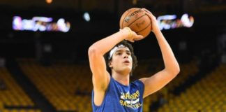 Anderson Varejao Warriors